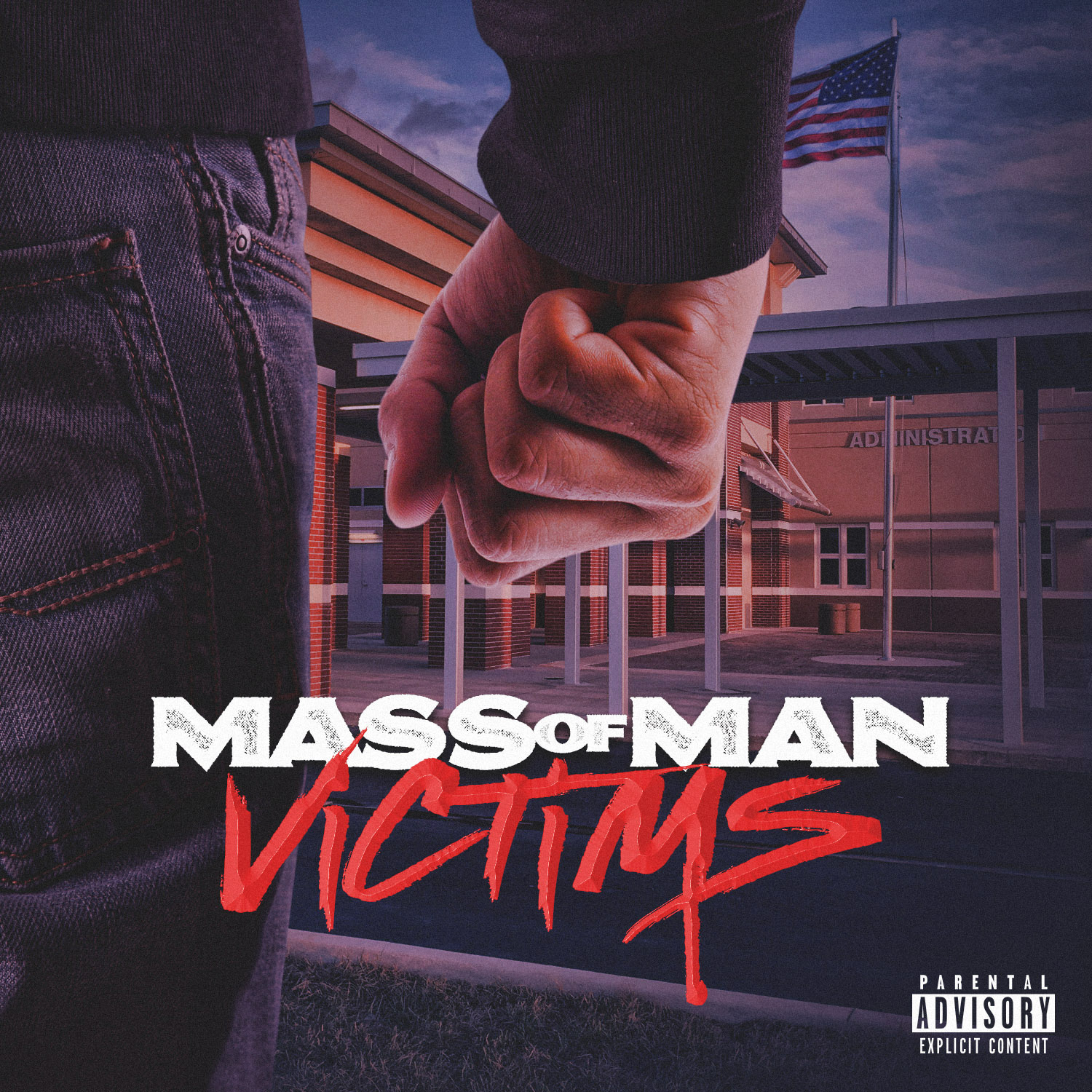 Victims Cover Fist 2